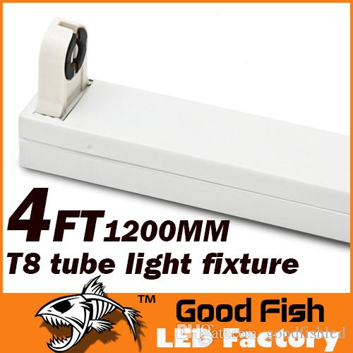 T8 Light Fixture Not Working: Best 1.2m T8 Fixture 4ft Led Tube Light Stand High Quality
