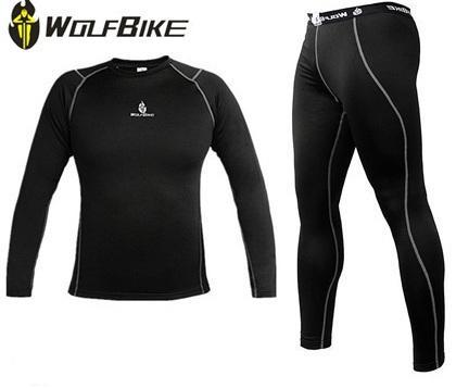 2017 Plus Size 3xl Mens Thermal Underwear Sets Warm Fleece Thicken ...