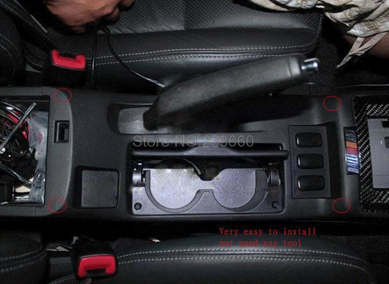 Interior Accessories Armrests For Mitsubishi Lancer 2008 2014 Lancer Ex Central Glove Box