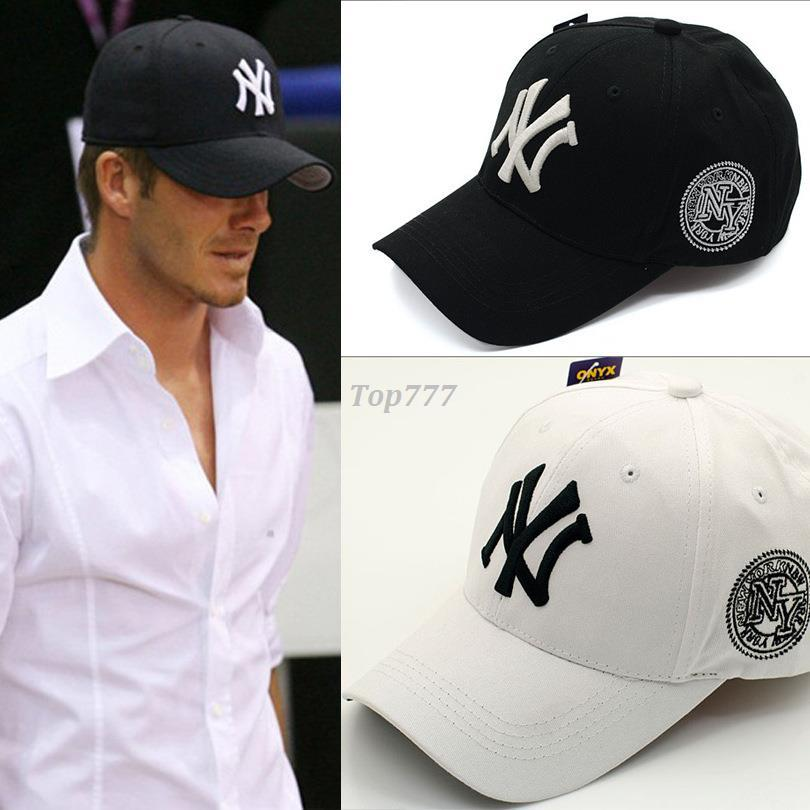New York Yankees Cap Back