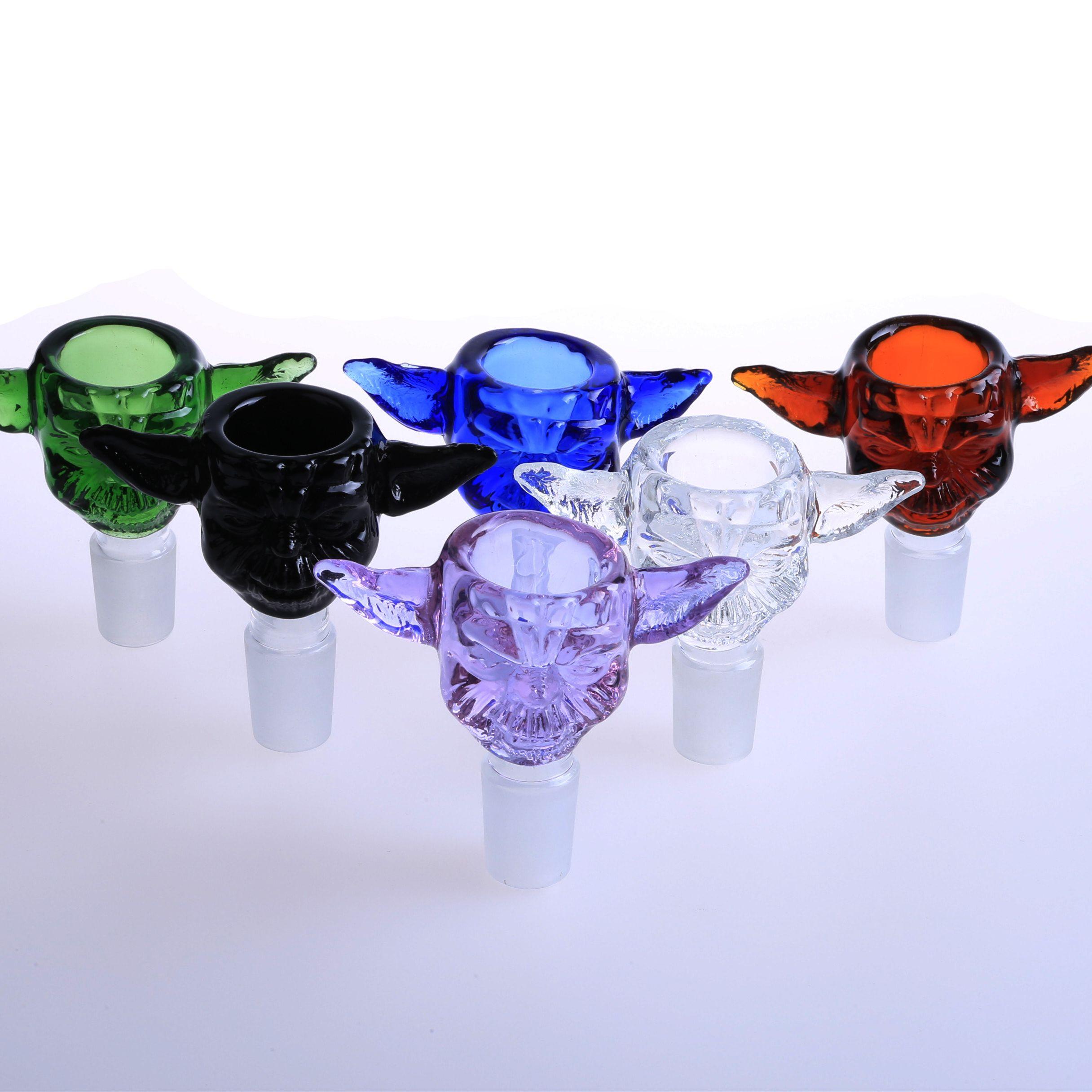 Bong Cone Piece Glass