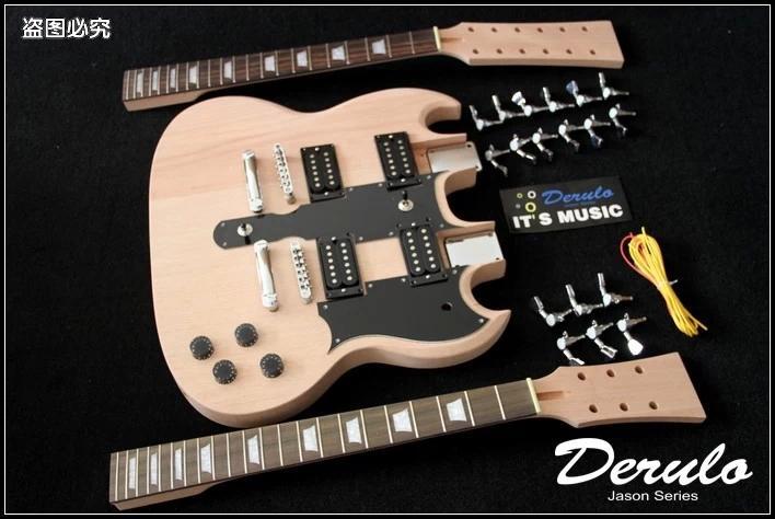 Bolt on Guitar Kit Neck Guitar Kit Bolt on