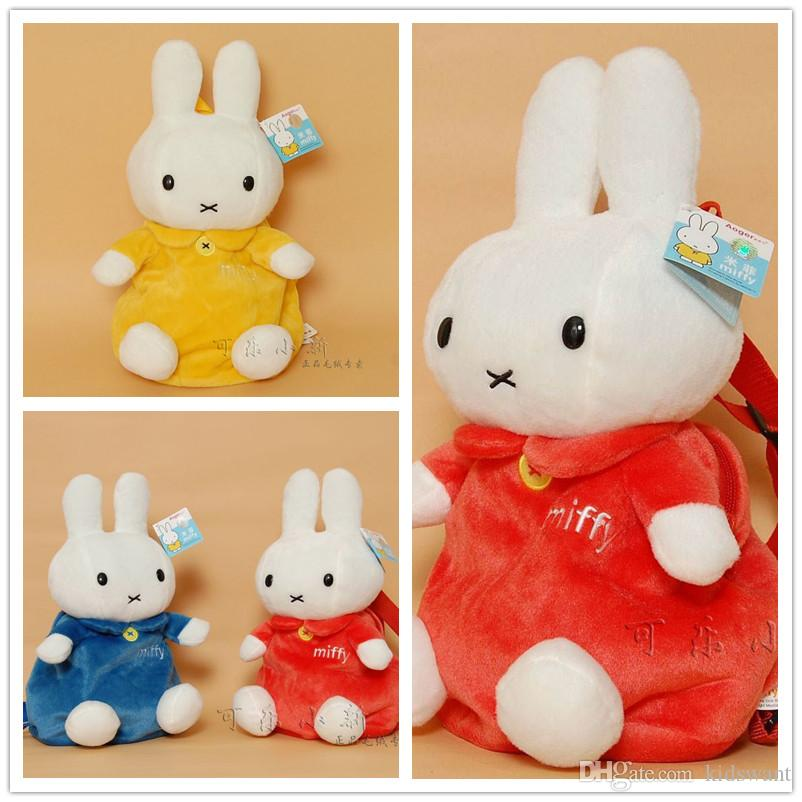Christmas Gift For Little Kid Backpack Child Miffy Rabbit Bag Kids ...