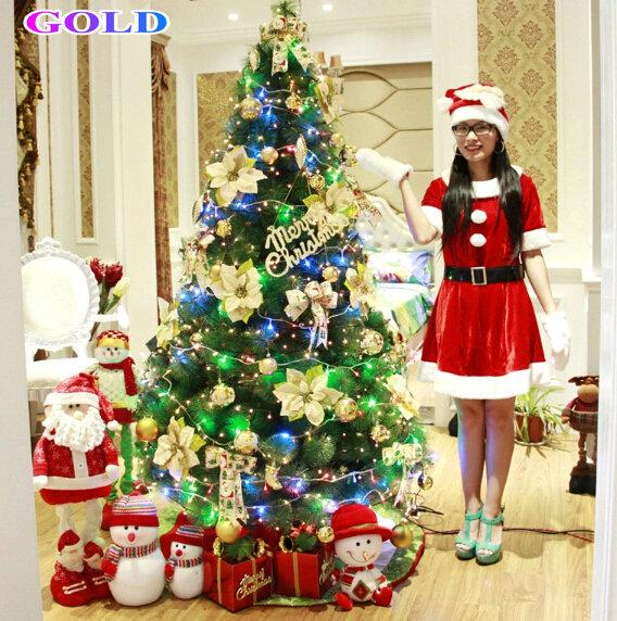 180cm christmas decoration tree bundle encryption for 180 degrees christmas decoration