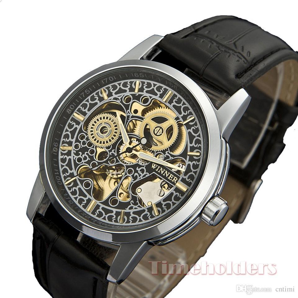 orologio analogico orologi unici per le donne steampunk nuovo ...
