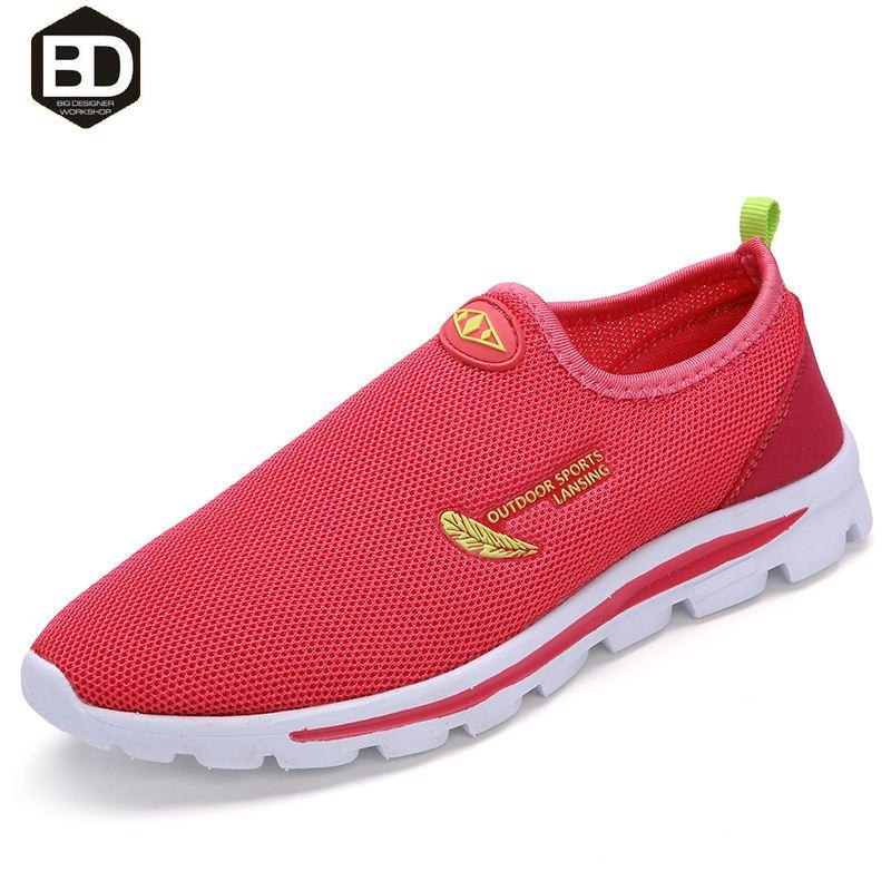 Ladies casual flat shoes