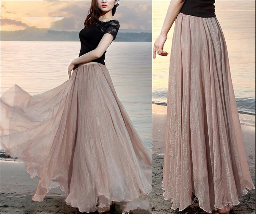 Amazing Long Skirt Dresses