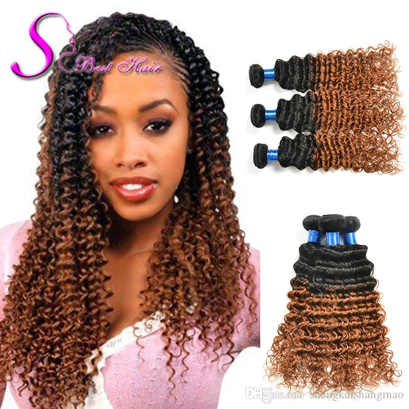 deep wave sew in brazilian deep wave pictures to pin on pinterest