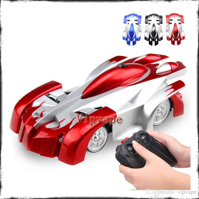toy rc cars scale electric cars children remote control wall climbing car zero gravity floor racing