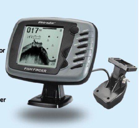 fish finder/sonar/fishing equipment/fishing sounder/depth finder, Fish Finder