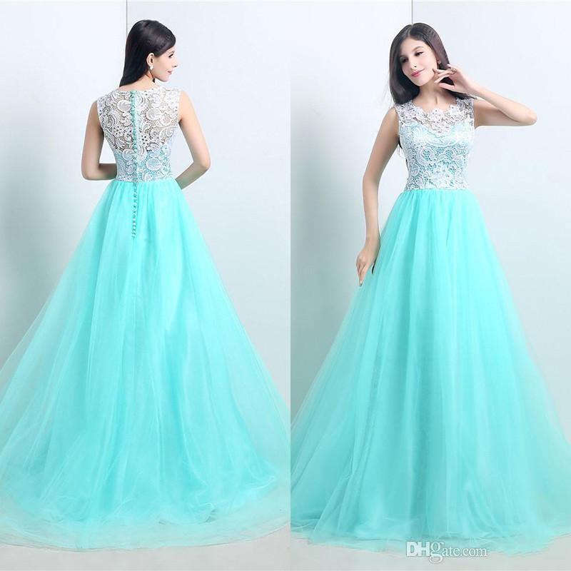 2016 bridesmaid dresses light sky blue elegant long sexy for Sky blue wedding guest dresses