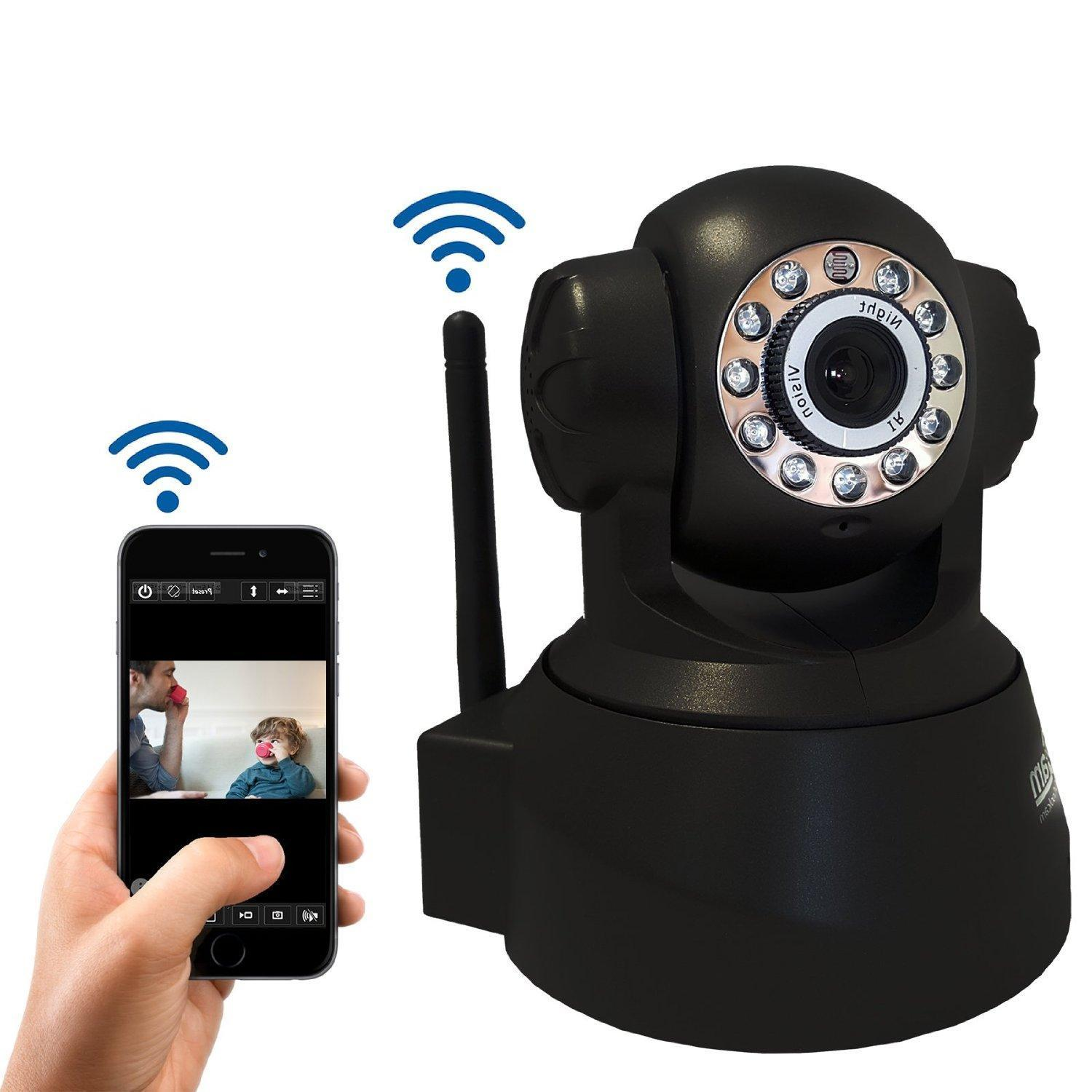 IP WiFi Camera  YouTube