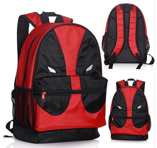 Discount Backpacks Deadpool School | 2017 Backpacks Deadpool ...