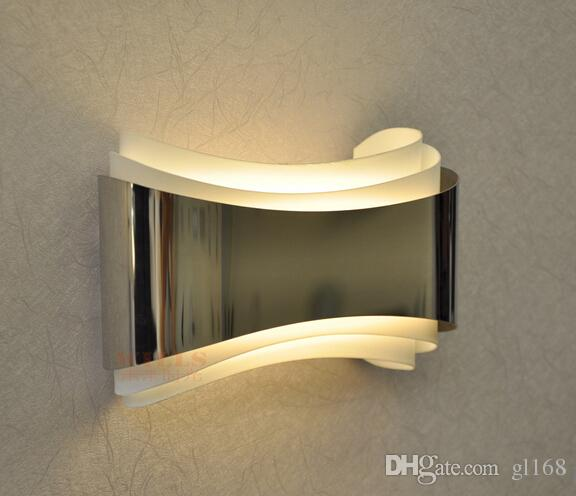 Lámpara de pared led de luz cob para lámpara de pared diseño ...