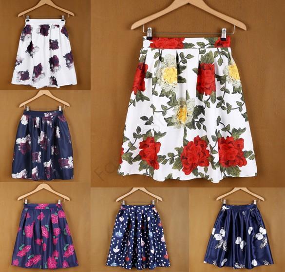 Types of summer dresses knee