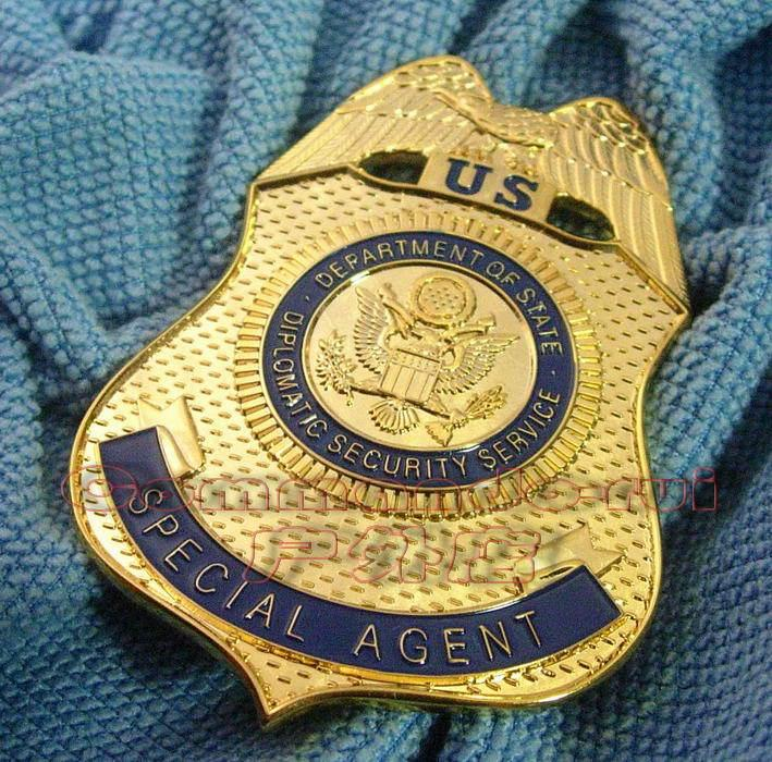 Diplomatic Security Service >> Wholesale 2016 Special Offer American Metal Badge Souvenirs Us State Department Bureau Of ...