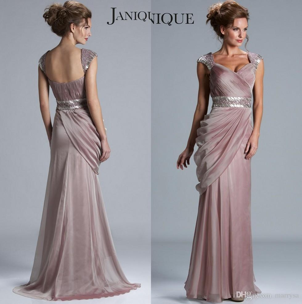 Mother Of The Bride Dresses Blush Pink 38