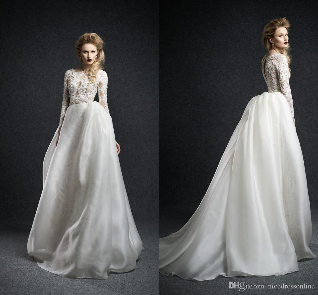 Ersa Atelier Fall 2015 Vintage Wedding Dresses Ball Gown