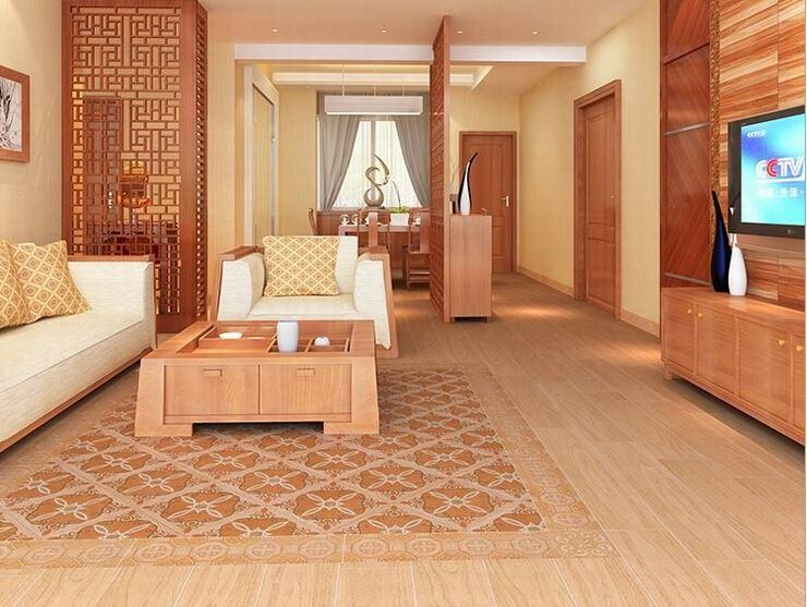 Tile floor design ideas living rooms flooring ideas room for Dining room tile designs