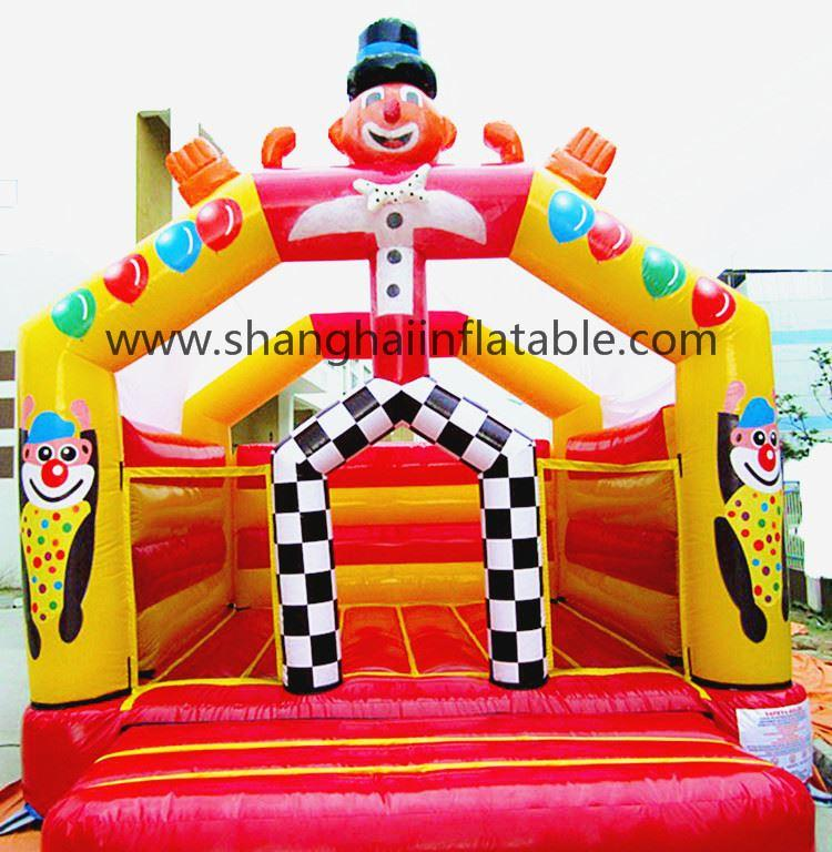 inflatable bouncers business plan