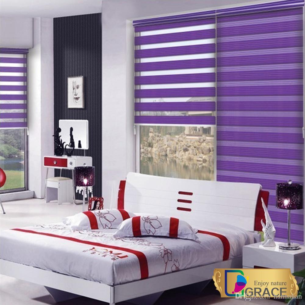 Zebra Blinds Decorative Window Blinds