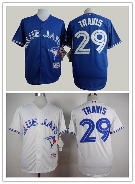 base stitched mlb jersey rock bottom toronto blue jays 29 devon travis white jersey toronto blue jays devon travis authentic white cool .