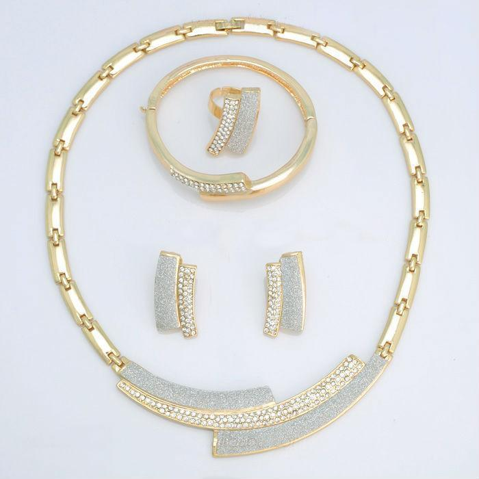 best wholesale 2013 new design jewelry set