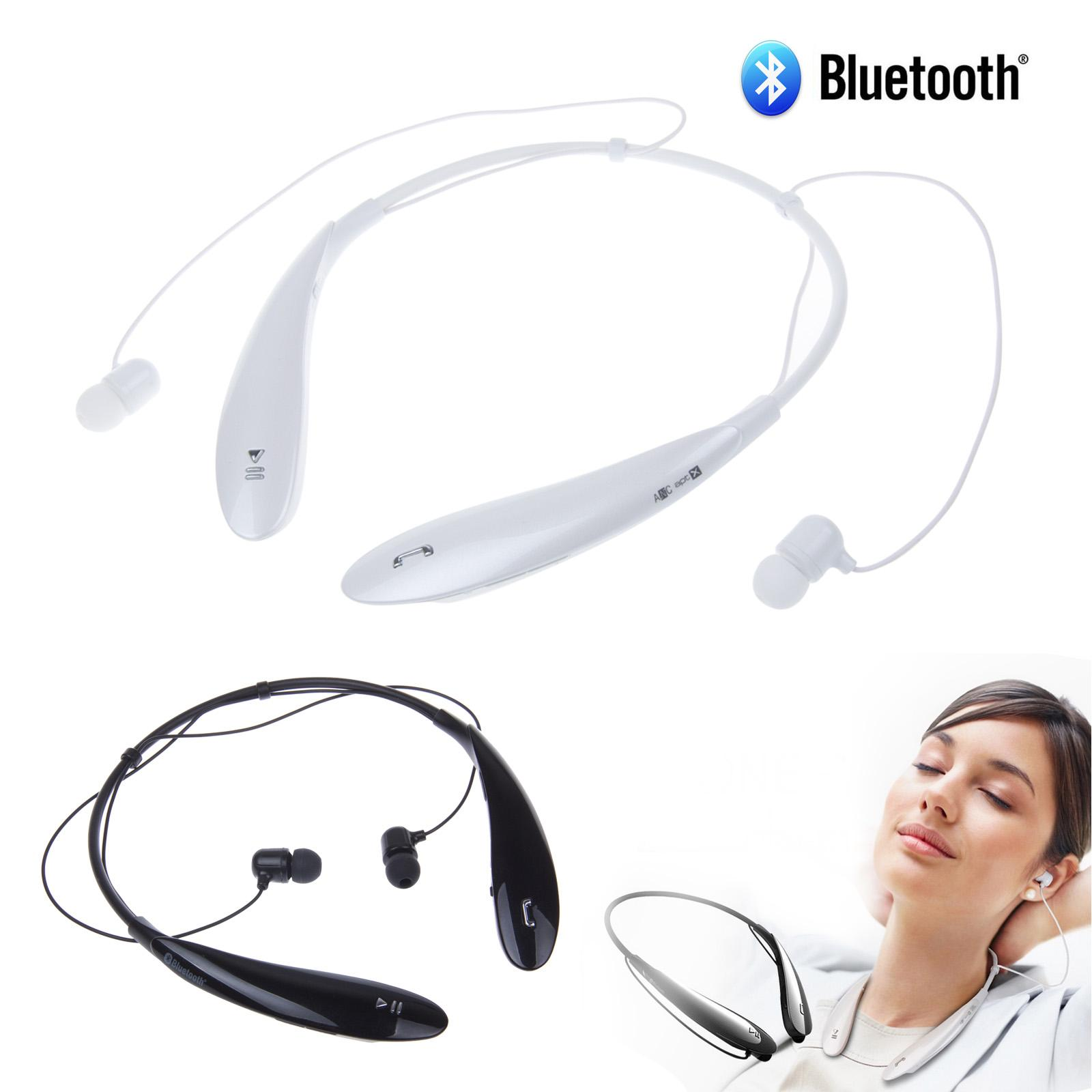hb 800s hbs 800 wireless bluetooth 4 0 stereo headset earphone for iphone 6 plus 5s 4s 6. Black Bedroom Furniture Sets. Home Design Ideas
