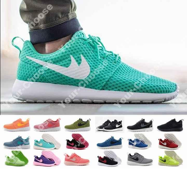 Wholesale Cheap 2015 Roshe Run 42 Styles Fashion Men Women Running ...