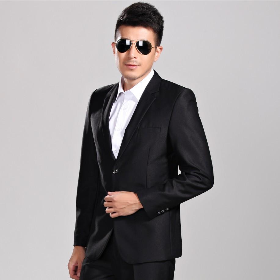 2017 Men Wear Suits Men Suits, Formal Wear Business Casual Suit ...