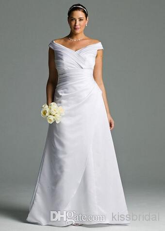 2015 cheap plus size wedding dress under 100 off the for Cheap wedding dresses plus size under 100 dollars