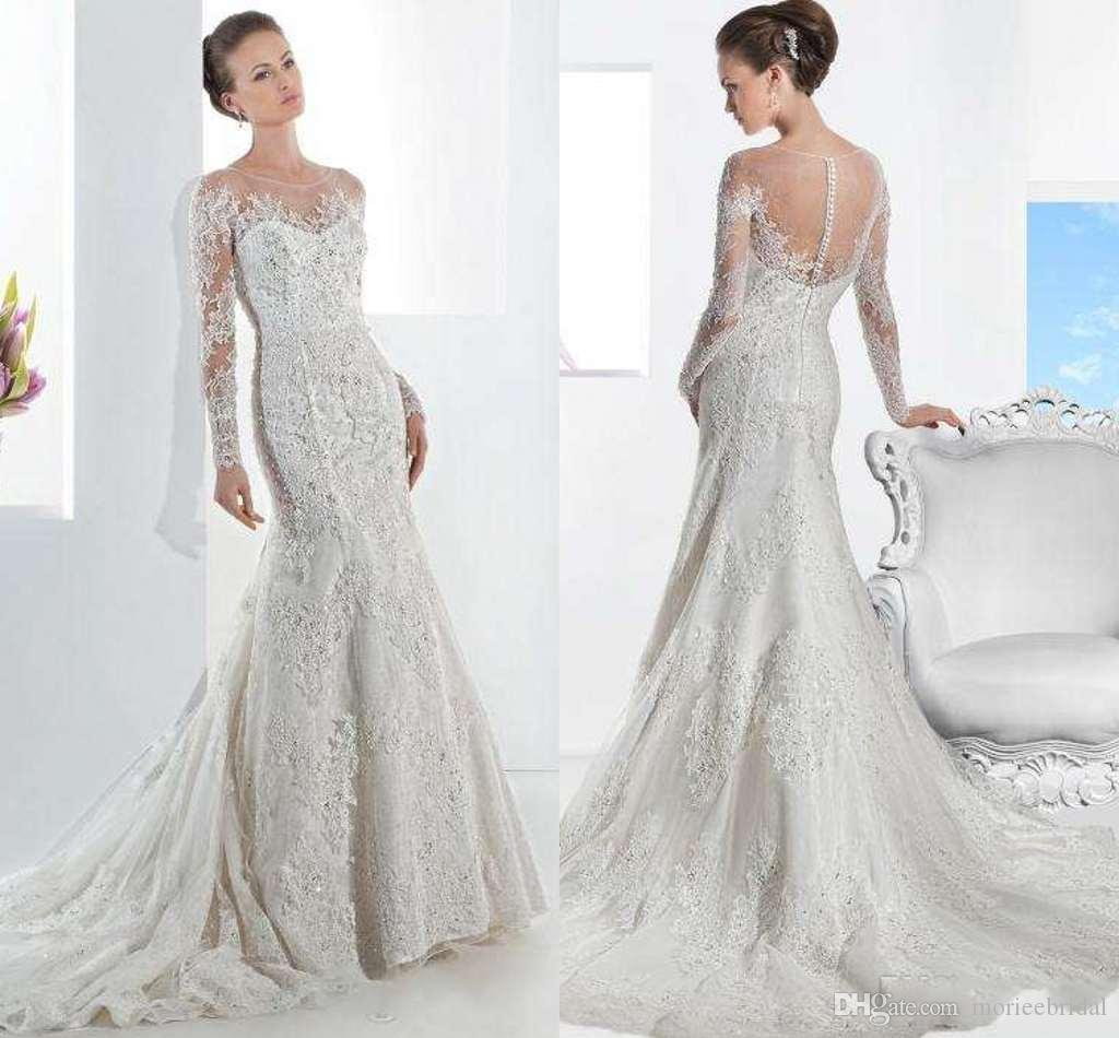 Designer Mermaid Wedding Dresses 2014 | Dress images