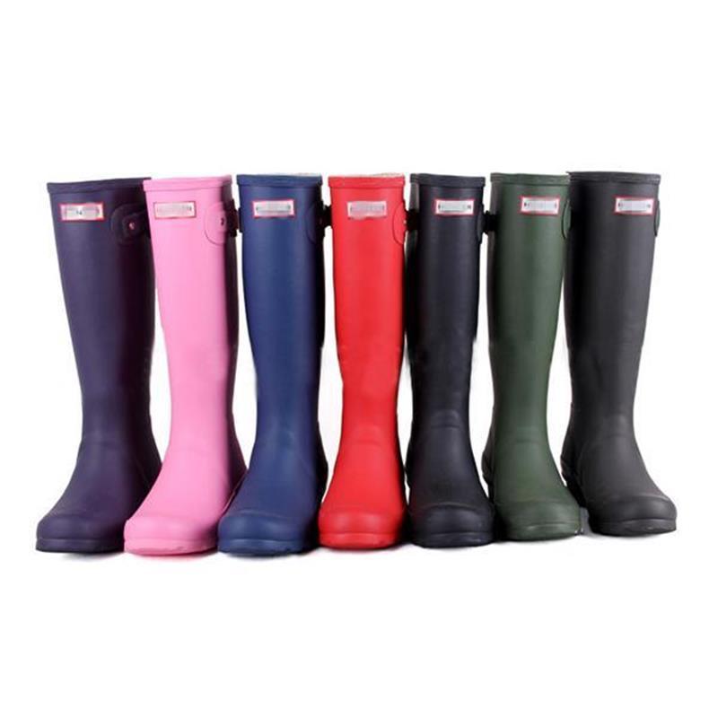 Rain Boots Online Sale 2015 Christmas Hunter Boots Women Wellies ...