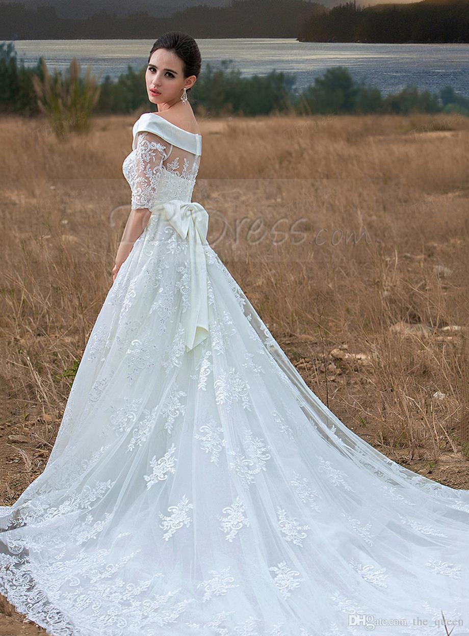 Vestido de boda Poema — Cuadros