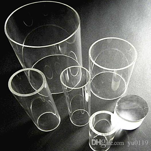 Thz wholesale acrylic tube clear od x mm business or