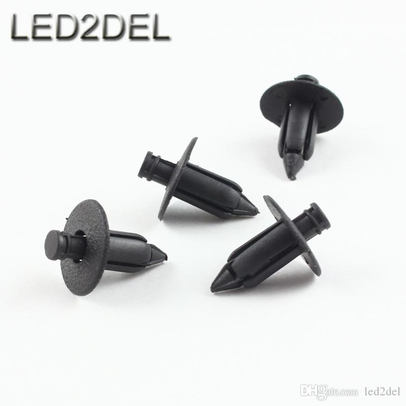 7mm hole auto plastic fastener rivet push type retainer clip for suzuki mitsubishi toyota car. Black Bedroom Furniture Sets. Home Design Ideas