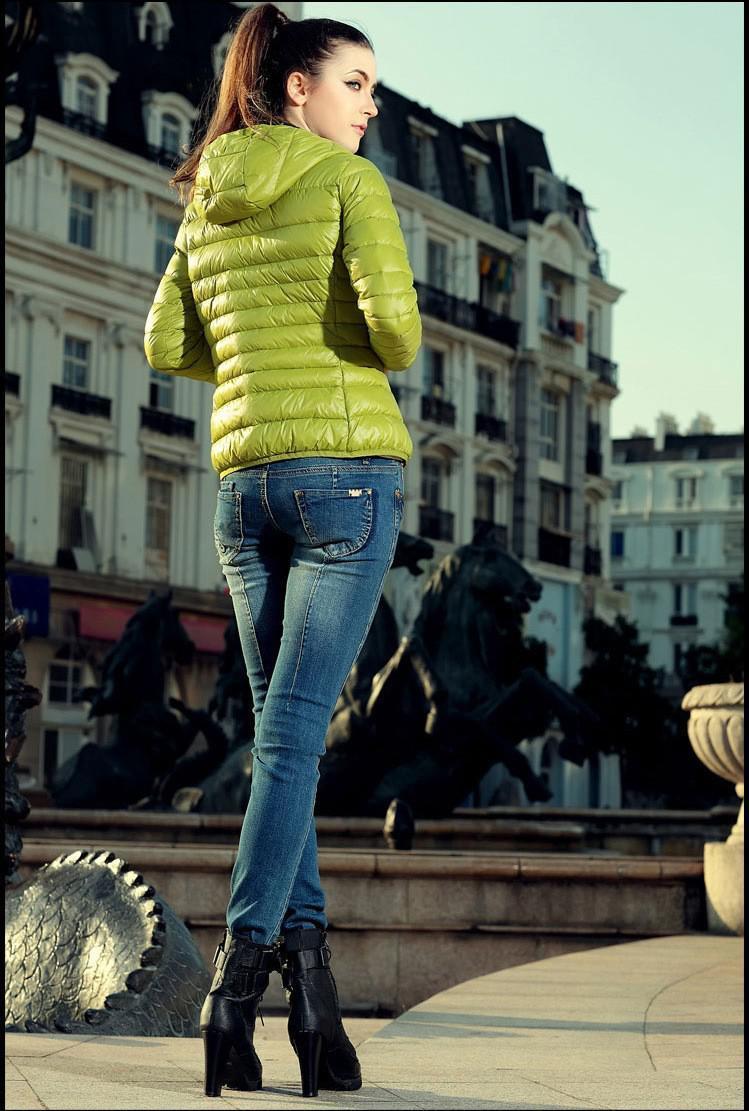 2015 Women Winter Coats Fashion Parkas Winter Female Down Jacket ...