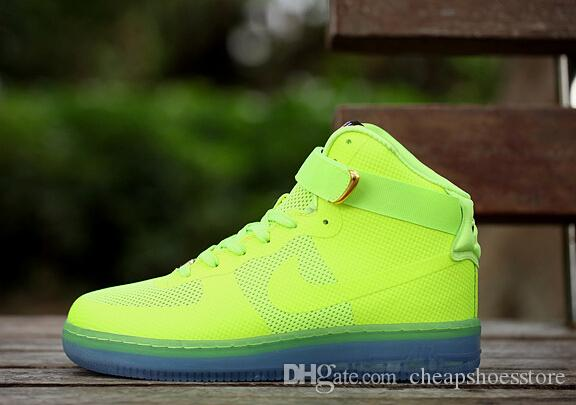 NIKE ID AIR FORCE ONE MID