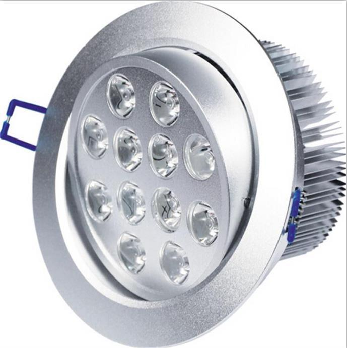 Led Ceiling Lights Usa : Usa cree led ceiling lights w downlight