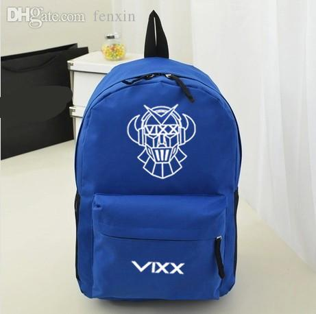 Wholesale Girl Korea Boy Group Vixx Backpack Woman Bags Candy ...