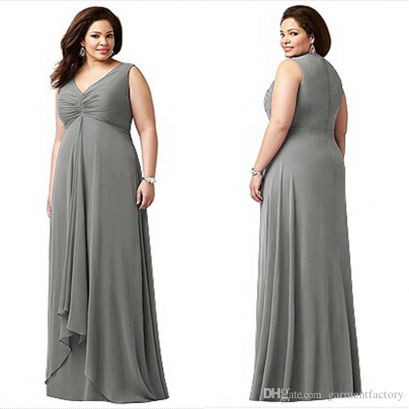 Empire Line Evening Dresses Plus Size 41