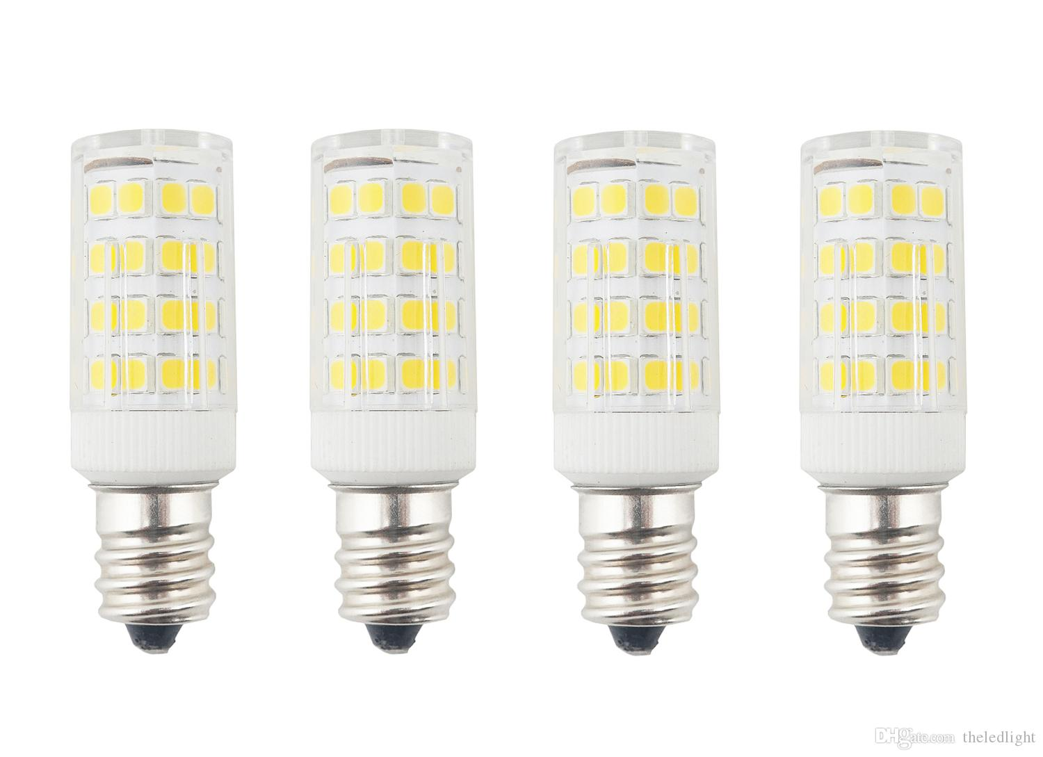 Mini E12 Candelabra Led Corn Bulb 40w Equivalent T3 T4 E12