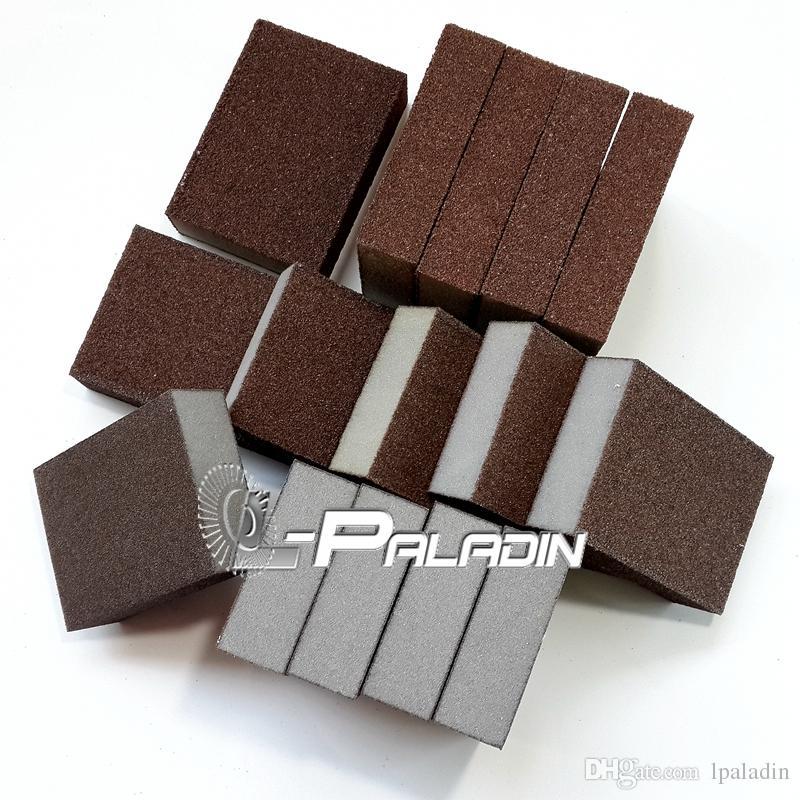 2017 100 70 25mm abrasive foam pads sanding sponge blocks for Foam block floor