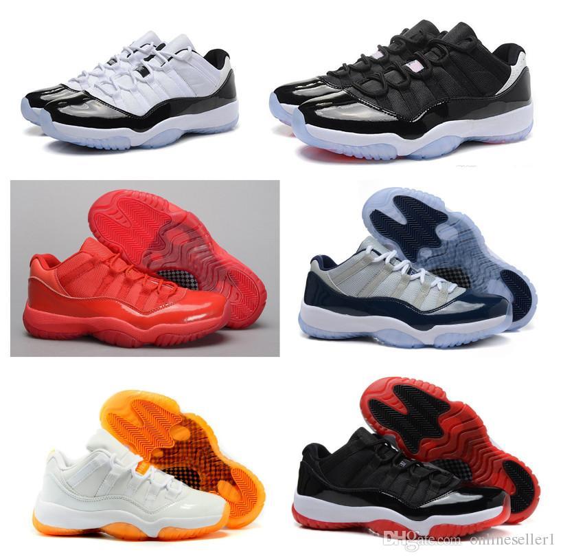 Legend Retro 11 XI Bred Basketball Shoes Cheap Good Quality Mens