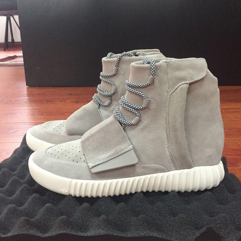 Ad Kanye West Yeezy 750 Boost Sneakers Ankle Boots Basketball