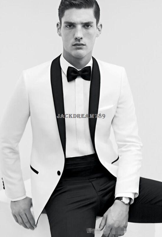 2015 Custom Made Career Suits Business Groom Tuxedos Men'S Dress
