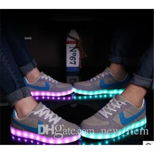 skechers mens light up shoes
