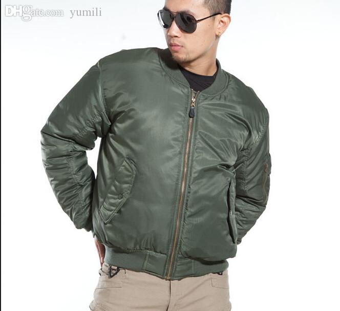 Fall-GENUINE ALPHA INDUSTRIES MA1 MA-1 FLYING JACKET MA-1 USAF ...