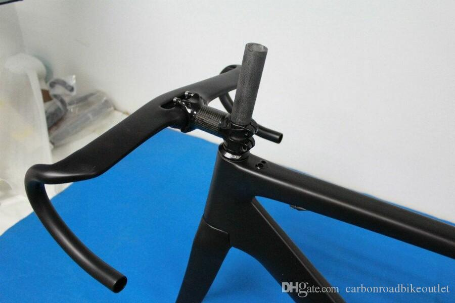Wholesale 2015 best new style matte 100% full carbon fiber cervelo ...