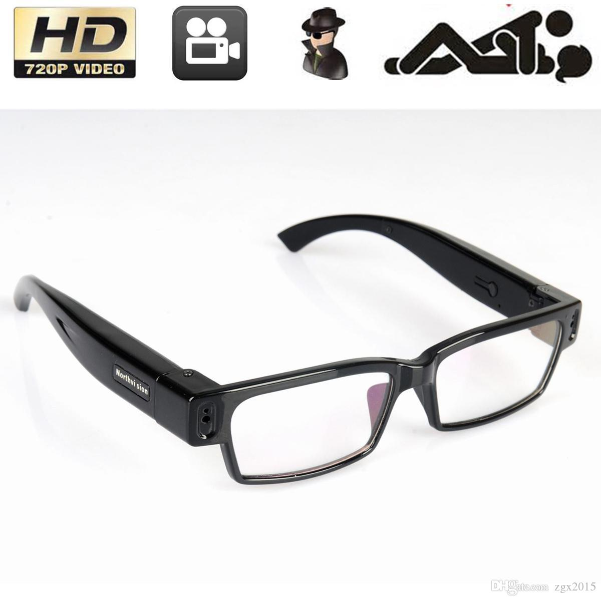 Hd 720p Spy Hidden Video Camera Eyewear Fashion Glass Mini ...